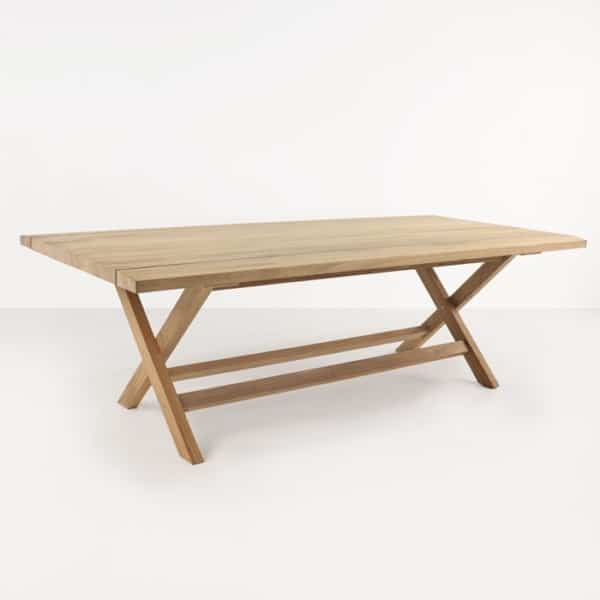 Artisan Teak Outdoor Dining Table-0