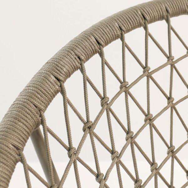 rope polypropylene closeup