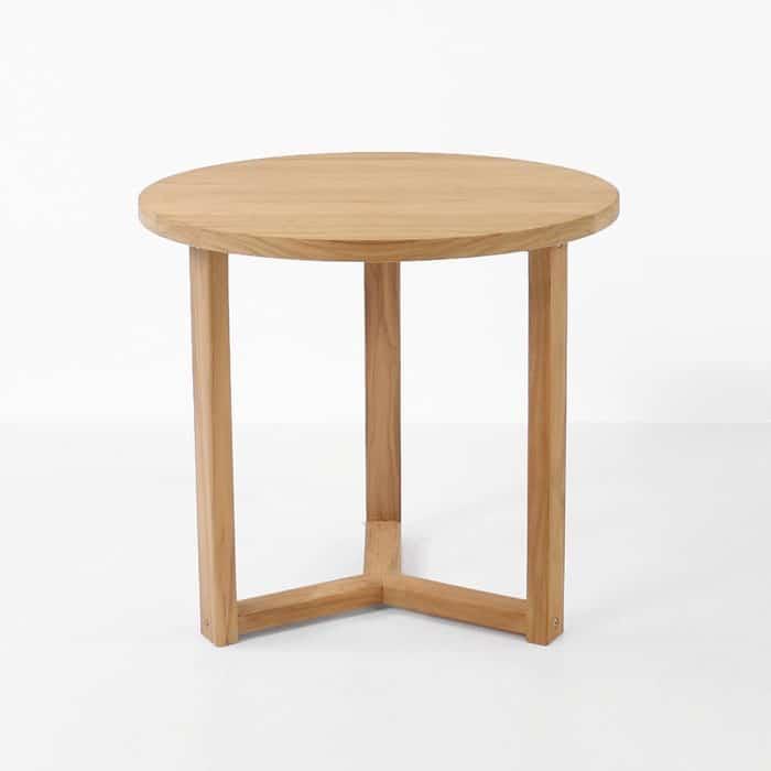 Ying Outdoor Teak Side Tables Patio Furniture Teak