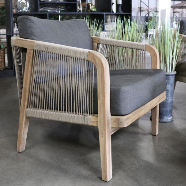 Brentwood Relaxing Chair In Showroom