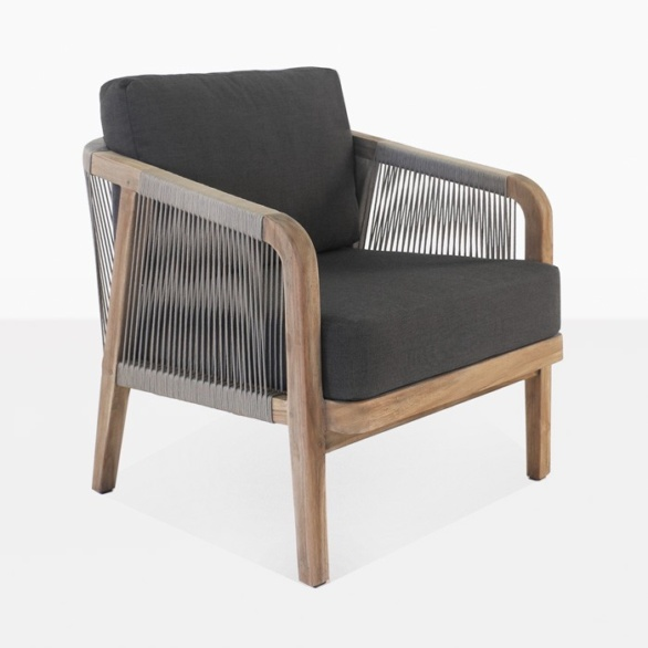 Brentwood Reclaimed Teak Relaxing Chair-0