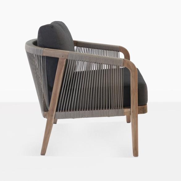 Reclaimed Teak Outdoor Relaxing Chair