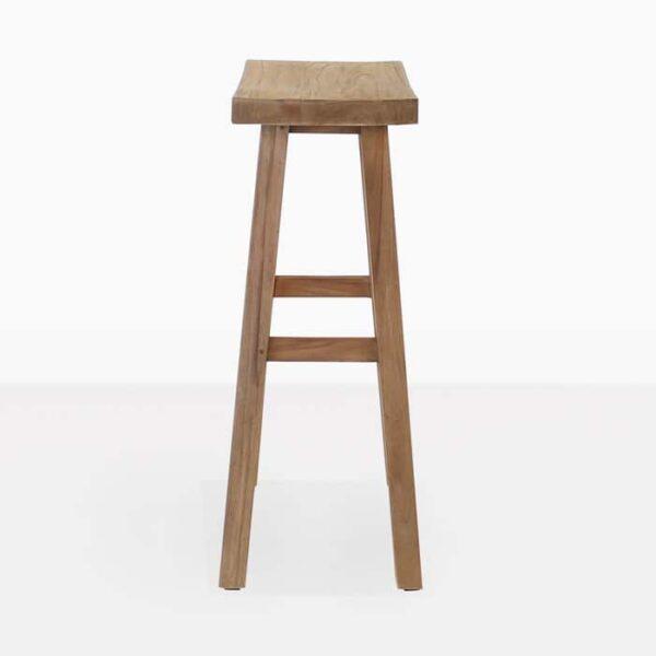 reclaimed teak bar stool image3