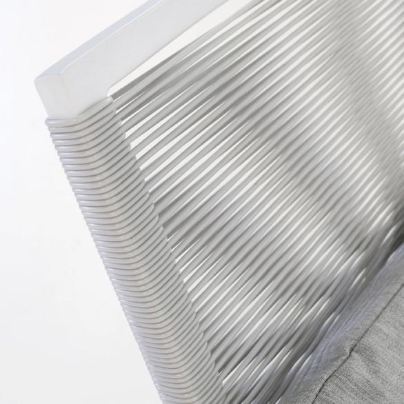 woven chair closeup image
