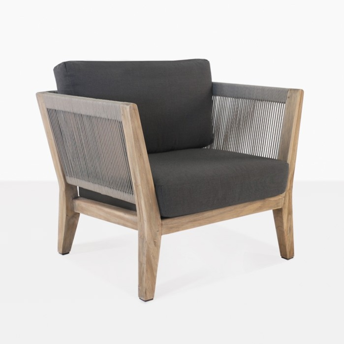 Ventura Reclaimed Teak Club Chair-0