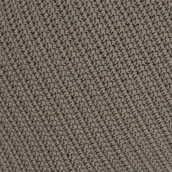 Gigi Rectangle Crochet Pillow Pebble outdoor throw crochet pillow pattern