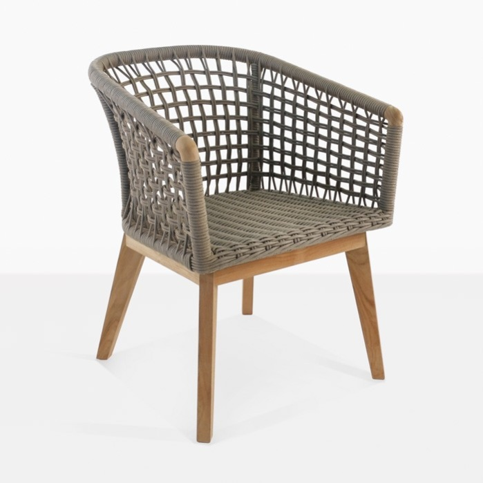 Ravoli Rope Dining Chair-0