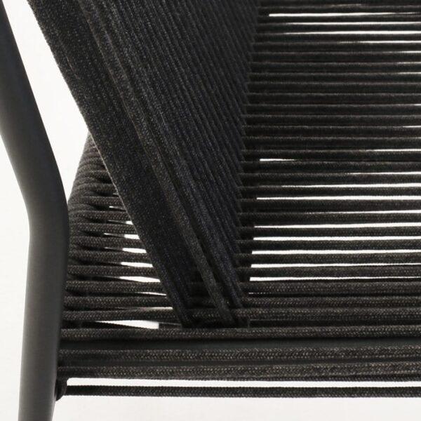 woven rope closeup image
