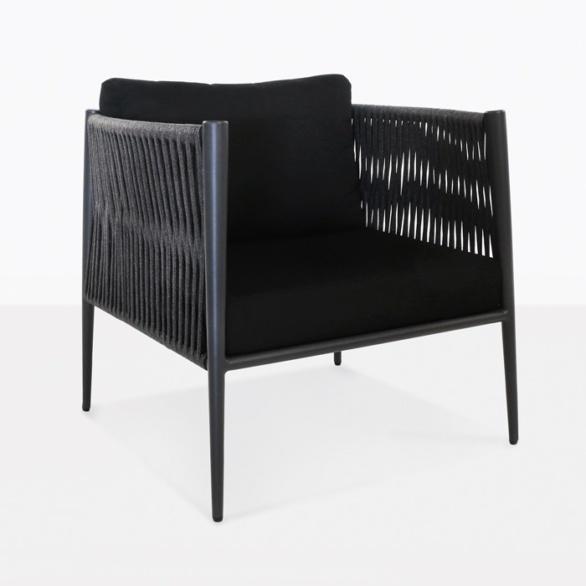 Luna Rope Outdoor Relaxing Chair-0