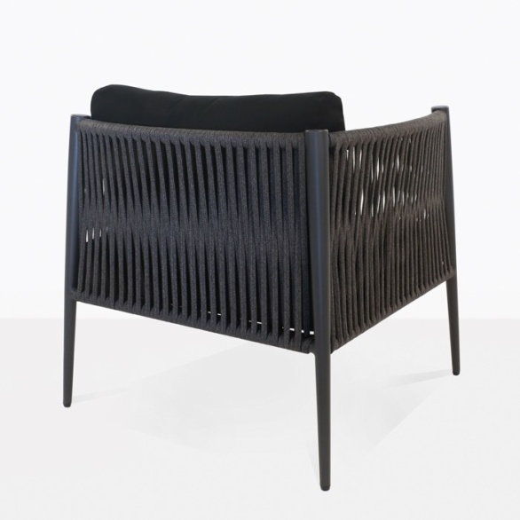 rope outdoor relaxing chair