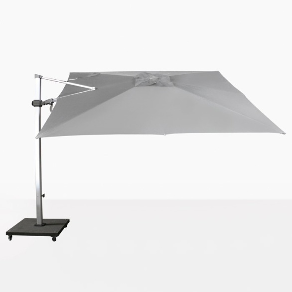 tilting cantilever umbrella
