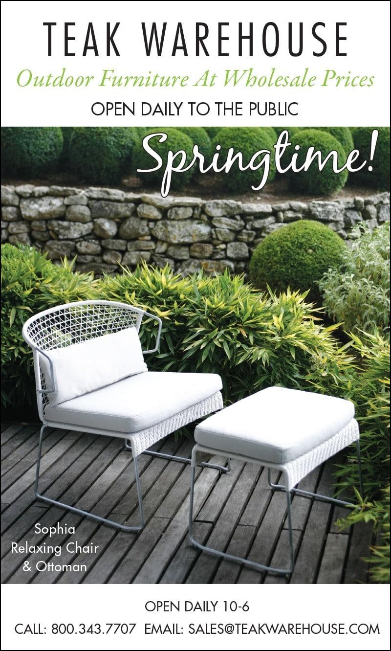 outdoor patio furniture on sale at teak warehouse - Outdoor Furniture Sale