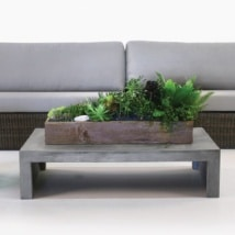 Brooklyn Outdoor Wicker Sofa in Brown
