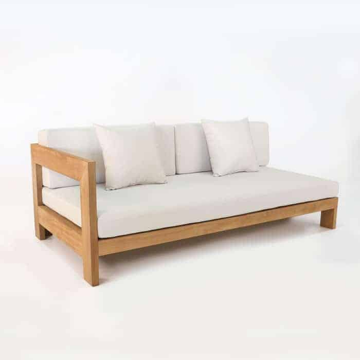 Outdoor Teak Deep Seating Furniture Sets And Sectionals - Teak deep seating patio furniture