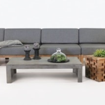 copenahague reclaimed teak outdoor furniture collection