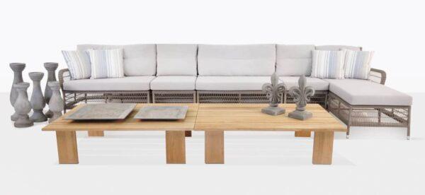 Hampton Wicker Outdor Furniture