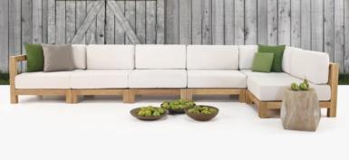 Ibiza Teak Outdoor Furniture