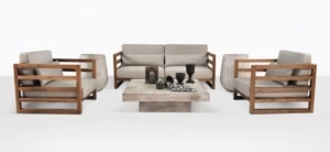 Manhattan Reclaimed Teak Furniture Collection