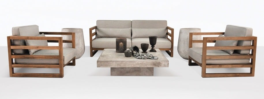 Manhattan Recycled Teak Furniture