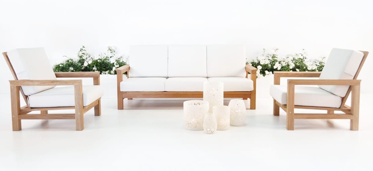 Monterey Teak Furniture Collection
