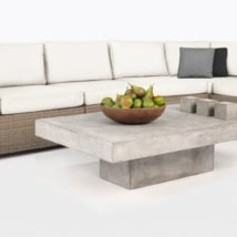 Paulo Outdoor Wicker Sectional Sofa