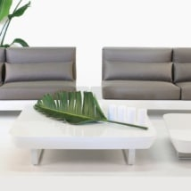 Reaction Modern Outdoor Furniture Sets