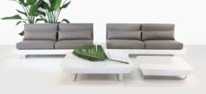Reaction Modern Outdoor Furniture Sets