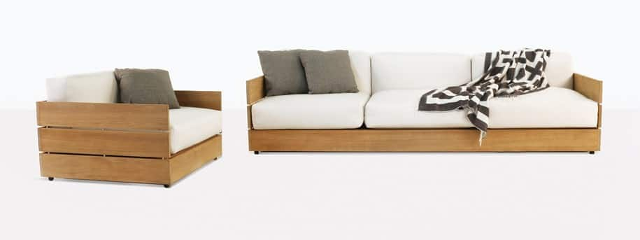 Soho Teak Lounge Furniture