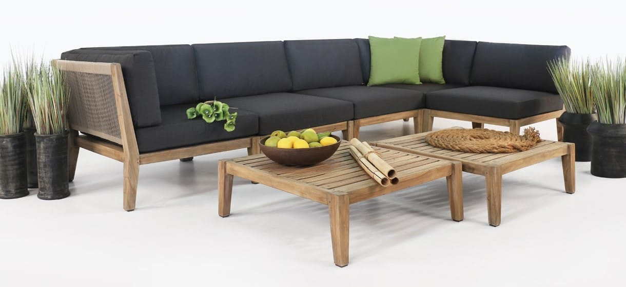 Ventura Reclaimed Teak Seating Collection