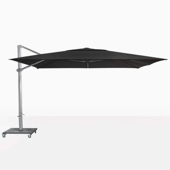 Ascot Cantilever Umbrella Side