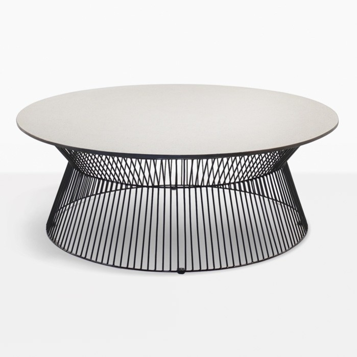 Deco Round Coffee Table