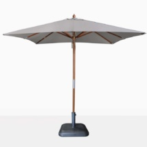 market square dixon umbrella - grey