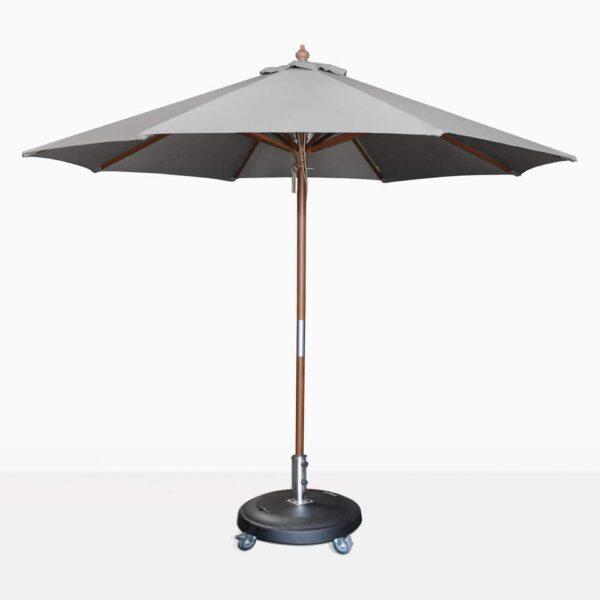round dixon umbrella - graphite