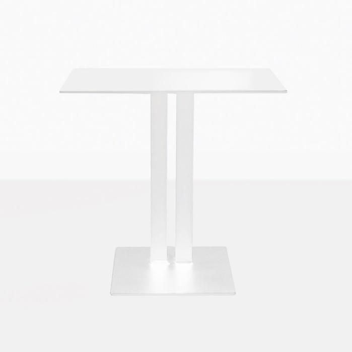 Barrett White Accent Table