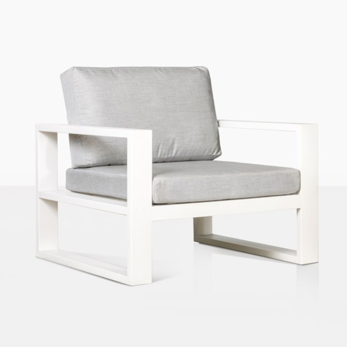 Swell Mykonos Outdoor Club Chair White Andrewgaddart Wooden Chair Designs For Living Room Andrewgaddartcom