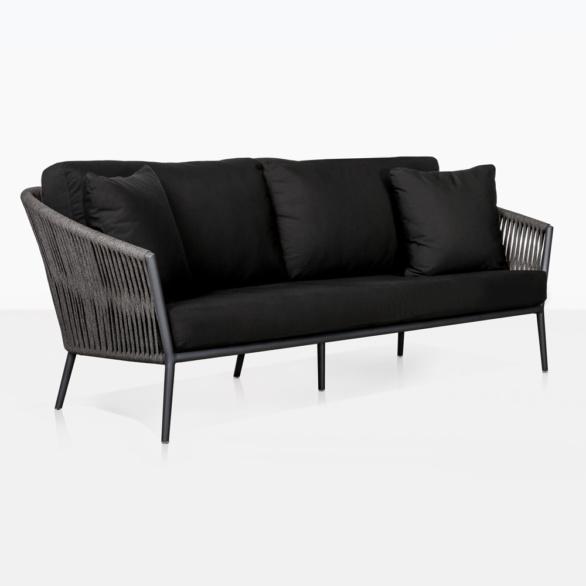 washington rope outdoor sofa