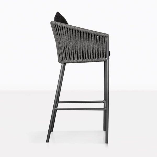 washington bar stool side view