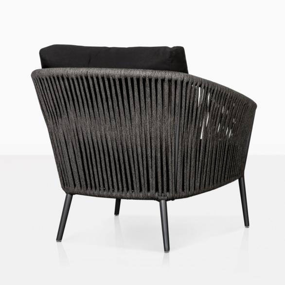 washington lounge chair back