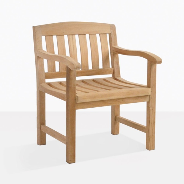 Newport A-Grade Teak Dining Arm Chair