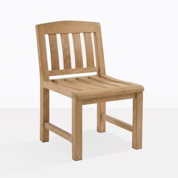 Newport Premium Teak Dining Side Chair