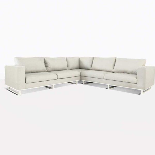 Apartmento Outdoor Sectional sofa canvas