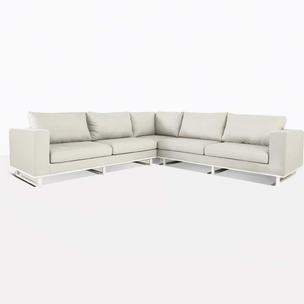 Apartmento Outdoor Sectional Sofa (Canvas)