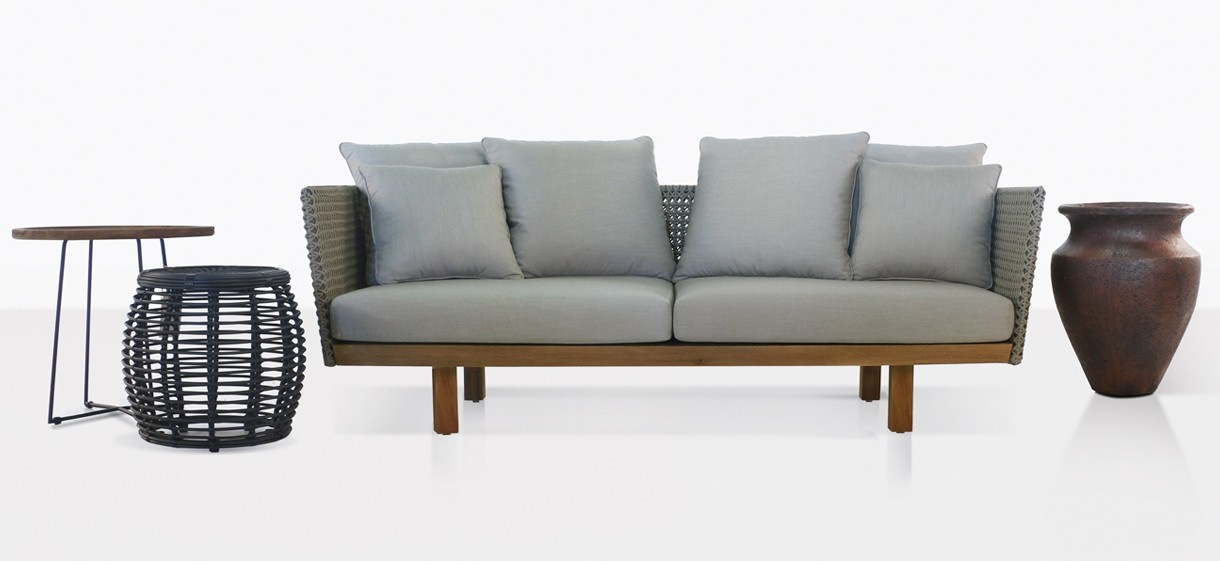 Brazil Sofa And Accent Tables