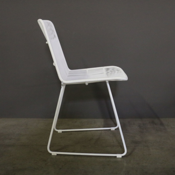 Nairobi Dining Chair Side View