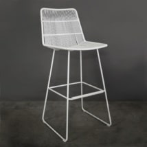 Nairobi Outdoor Wicker Bar Stool