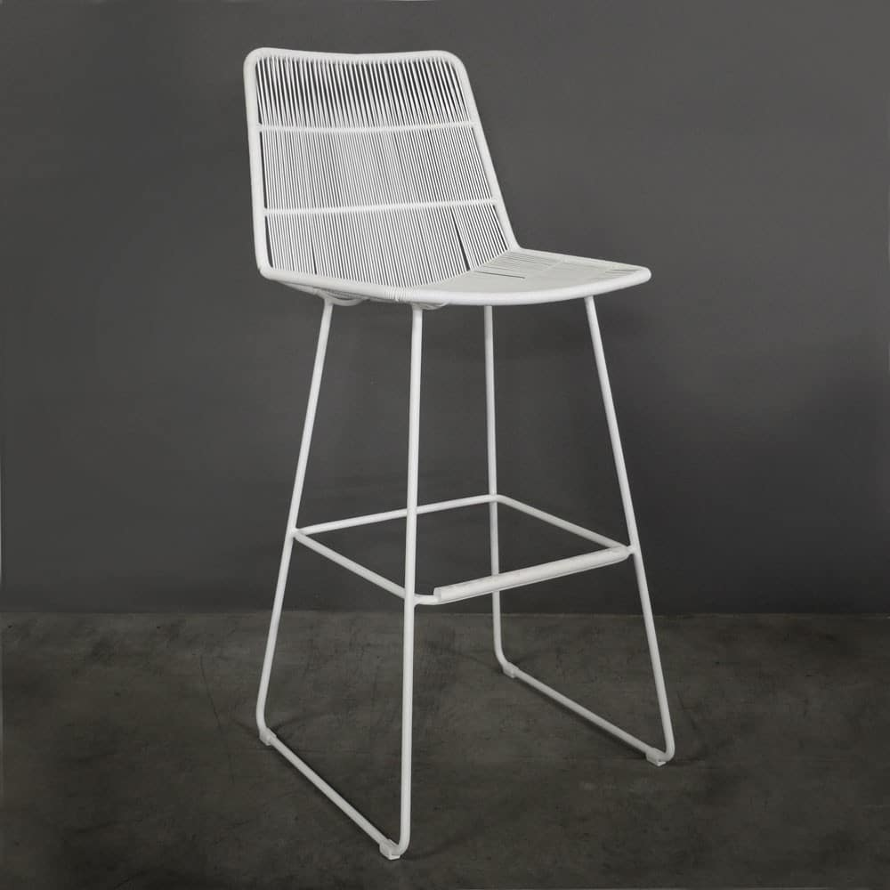 Counter Stool Aluminum
