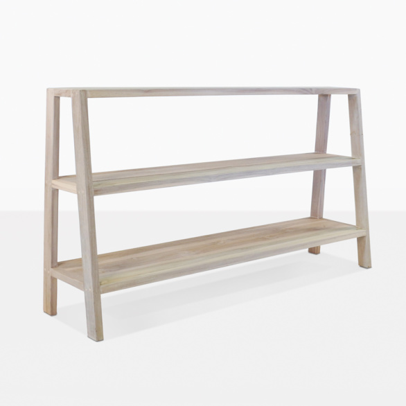 Bobbi Teak Bookshelf