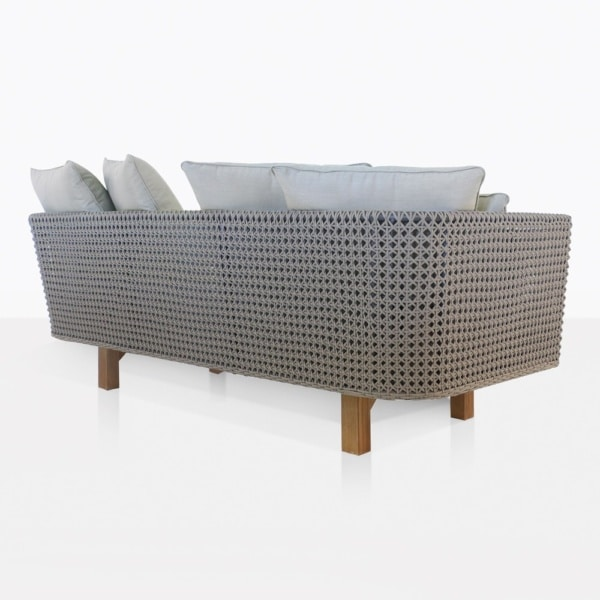 Brazil Woven Rope Outdoor Sofa Back