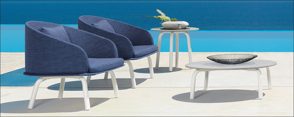 Kobii Outdoor Chairs With Ocean View