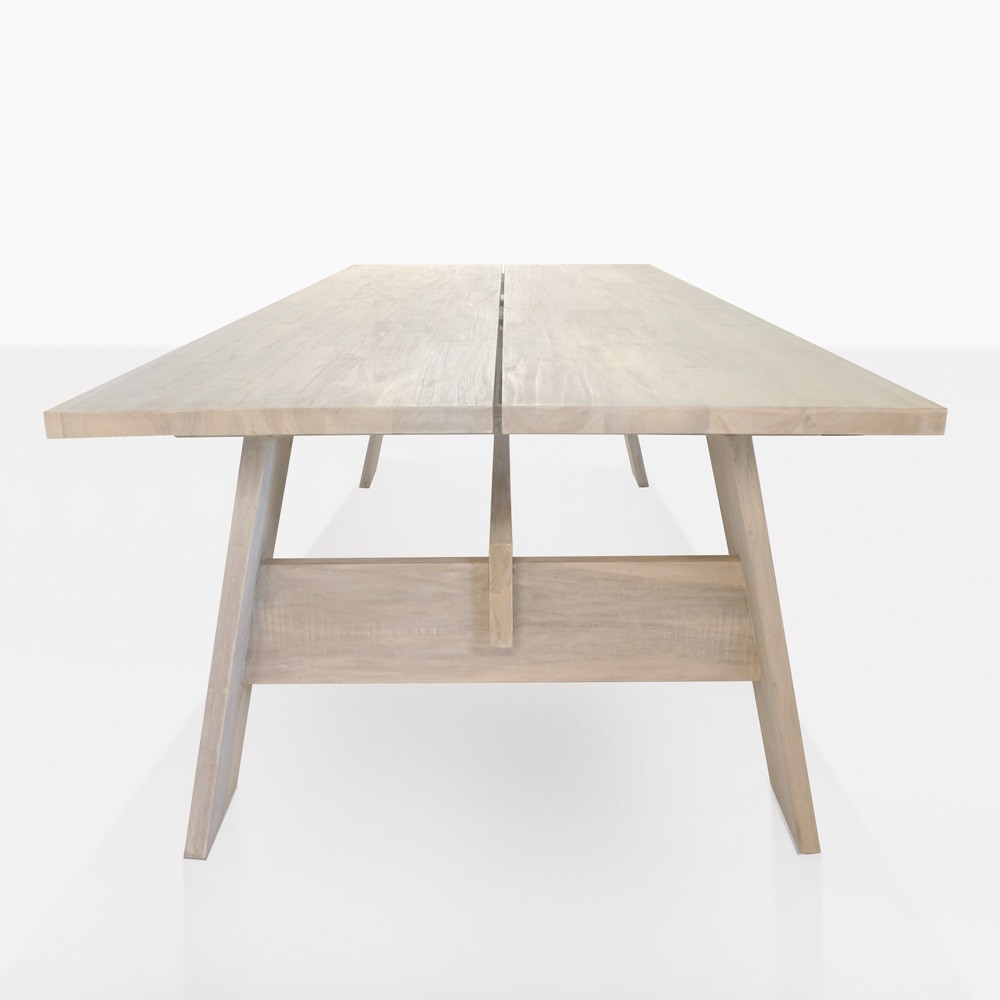 Bradford Outdoor Dining Tables Aged Patio Furniture